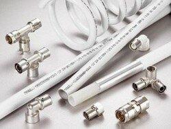 Металлопластиковые трубы для монтажа водопровода